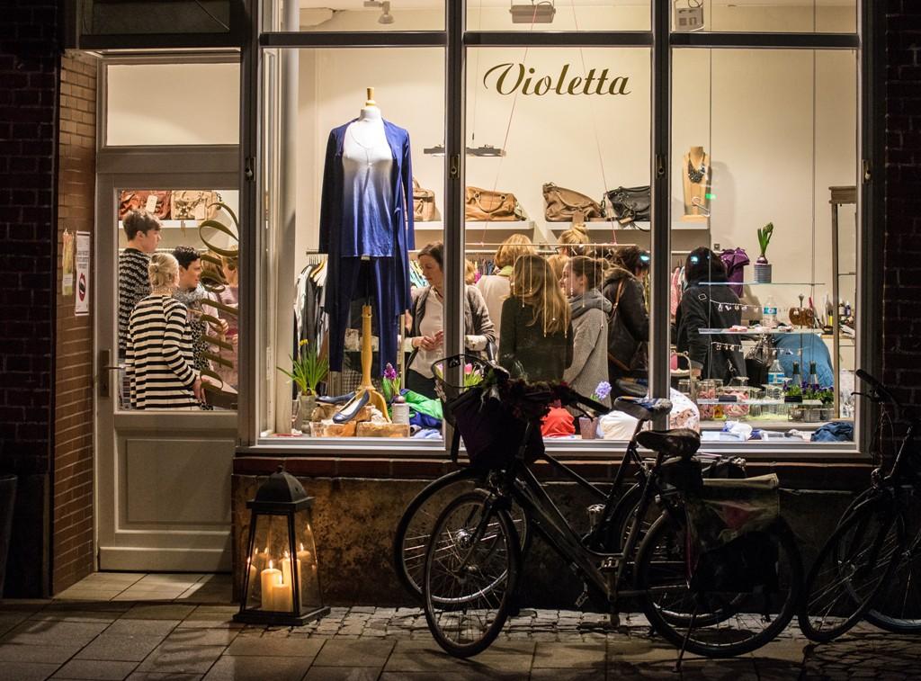 Violetta Boutique für Mode und Accessoires